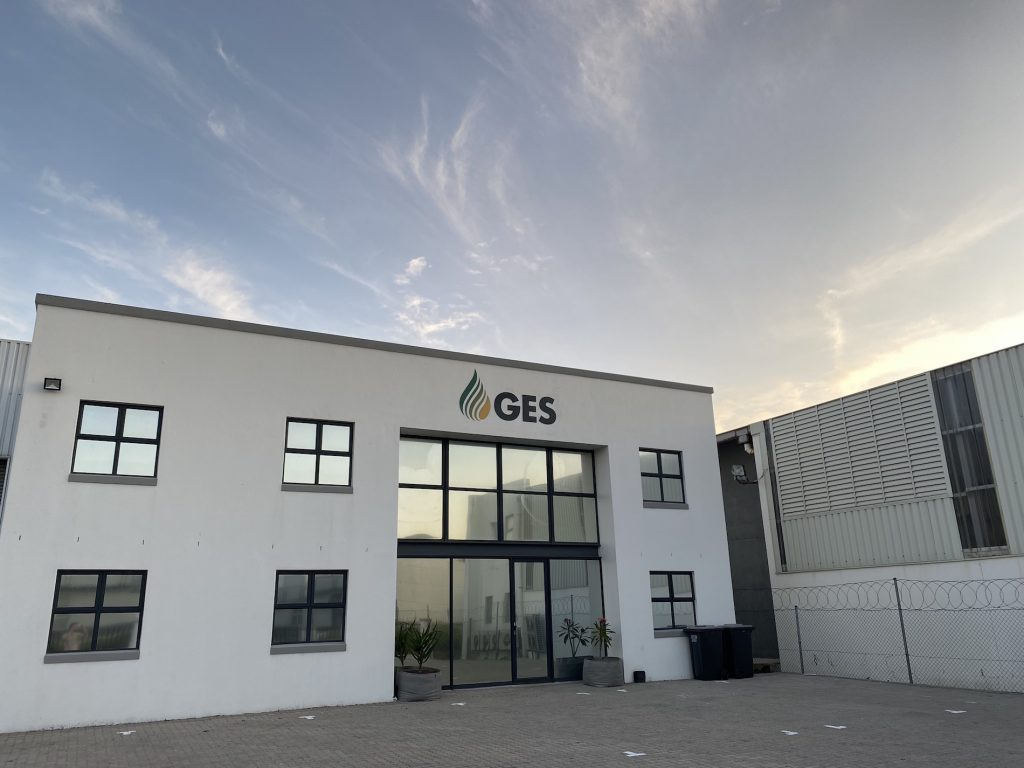 GESlabs Cape Town Facility